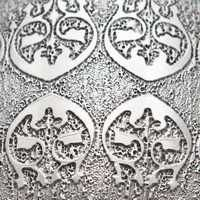Etching ornament five