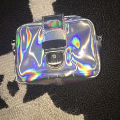 Hologram clutch In great condition Urban Outfitters Bags