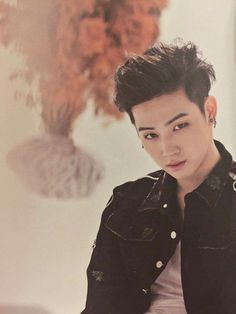 JB || #GOT7 Photobook ver. #TURBULENCE #HardCarry | cr. jaebambum