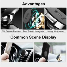 nice Baseus Universal Car Holder For iPhone 8 7 Air Vent Mount Magnetic Car Phone Holder Stand For Samsung GPS Bracket Phone Stand Dashboard Phone Holder, Smartphone Holder, Mobile Smartphone, Cell Phone Holder, Mobile Phones, Mobile Gadgets, Phone Gadgets, Magnetic Phone Holder, Car Holder