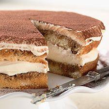 Tiramisu Layer Cake: King Arthur Flour