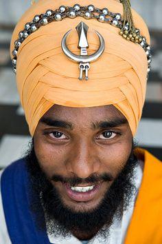 Young sikh | Sikhism India | Guru Nanak | Flickr - Photo Sharing!