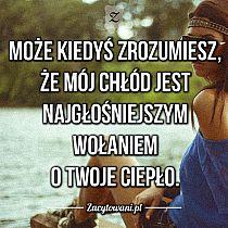 Stylowi.pl - Odkrywaj, kolekcjonuj, kupuj New Me, Motto, Sad, Romance, Thoughts, Motivation, Feelings, Words, Quotes