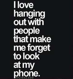 Forget the phone.