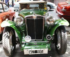 #MG TC 1947 en estado original. http://www.arcar.org/mg-tc-1947-75750