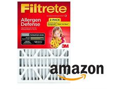 Up to 50% Off Filtrete Air Filter 2-Packs and 6-Packs $33.40 (amazon.com)