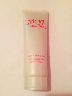 Can Can Paris Hilton shower Gel 3 oz 90 ml New Women + free Gift - Body Washes & Shower Gels