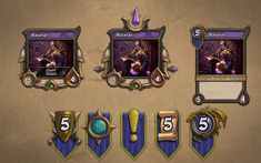 Hearthside Chat - Art with Ben Thompson - News - Hearthstone