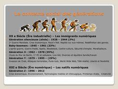 Génération C : Qui sont vraiment les natifs numériques? Une diapositive de la présentation : Comment les natifs numériques influencent la société? - Le contexte social des générations  À lire sur Virage 2.0: http://raymondmorin.com/2014/11/portfolio/generation-c-qui-sont-vraiment-les-natifs-numeriques/