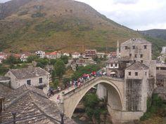 Bosnia, Mostar Bridge