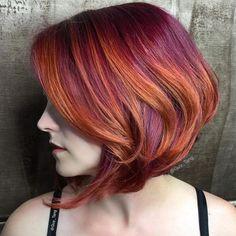 Zrób się na rudo! 26 pomysłów na zadziorną fryzurę - Strona 21