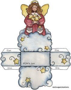 blue angel box