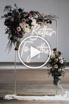 wedding trends 2019 minimalistic arch dark moody flowers and neon romantic sign littlepineappleneon Diy Crafts Videos, Diy Crafts To Sell, Diy Crafts For Kids, Home Crafts, Diy Christmas Room, Christmas Decorations To Make, Christmas Tree, Entryway Decor, Diy Bedroom Decor