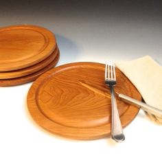 Wood Expressions Steak Plate