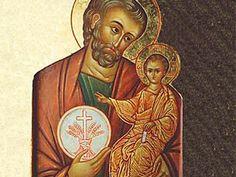 En tiempos de San José, Jesús aún no había instituido la Eucaristía. Sin embargo, su relación con este sacramento es muy profunda. Basta pensar que fue el custodio de Jesús y, por tanto, custodio de la Eucaristía. Pero, además de esto, San José está presente en la celebración eucarística, durante la cual se le invoca como esposo de María.