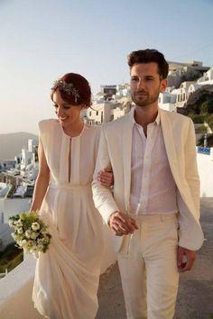 Idéias de vestidos de noiva para casamentos de manhã