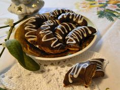 Czech Recipes, Ethnic Recipes, Czech Desserts, Wonderful Recipe, Christmas Cookies, Tiramisu, Punk, Sweets, Czech Food