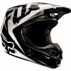 apparel Fox Racing V1 Race Helmet 2015 MX Motocross Dirt Bike ATV UTV  please retweet 10276ad0a0c