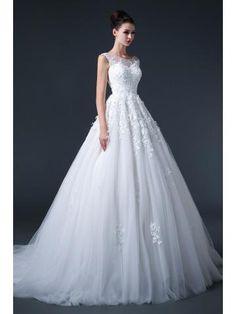 Prinses Uitzonderlijke Elegante jurken in tule