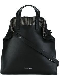 ALEXANDER MCQUEEN  De Manta  Backpack.  alexandermcqueen  bags  leather   backpacks dbe860bdbb24a