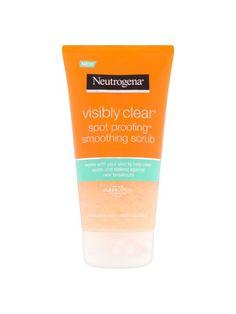 Neutrogena Visibly Clear Spot Proofing bőrradír - 150 ml a Rossmann Webáruházban Genius Ideas, Neutrogena, List, Shampoo, Bottle, I Want You, Flask, Jars
