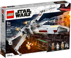 Lego Star Wars, Star Wars Set, Star Wars Baby, Star Wars Toys, X Wing Fighter, Star Wars Luke Skywalker, Lego Droid, Train D'atterrissage, Figurine Lego