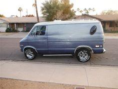 1976 Dodge Van almost the same