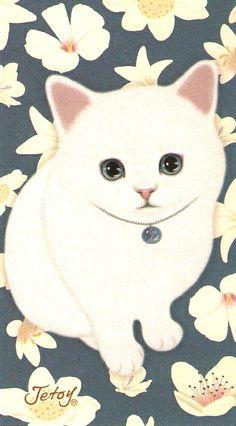 Jetoy Kittenz - Romantic Card 025