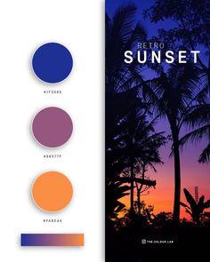 153 Best Color Palette Schemes For Your Next Design Project Flat Color Palette, Website Color Palette, Orange Color Palettes, Color Schemes Colour Palettes, Colour Pallette, Orange Color Combinations, Color Trends, Ui Color, Gradient Color