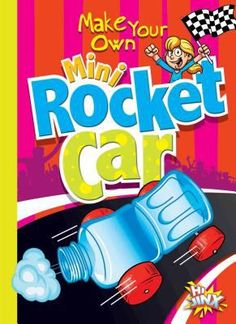 The book teaches children how to make their very own mini rocket cars through simple supply lists and clear, step-by-step instructions and images. Rocket makerspace to a whole new level with this series as it details how to make awesome crafts and explores all of the fun that goes with them. With friendly, step-by-step instructions, clear imagery, and helpful hints, this series will lead readers to finished products they'll be proud of. Hands On Learning, Make Your Own, How To Make, Step By Step Instructions, Science And Technology, Teaching Kids, Fun Crafts, Helpful Hints, Teen