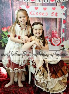 Valentines Kissing Booth Mini Session Baby Dream Backdrops - Kissing Booth 2 Dresses - Princess & Frog Boutique