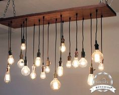 #lights #lighting #luz #foco #iluminacion #home #hogar #rustic