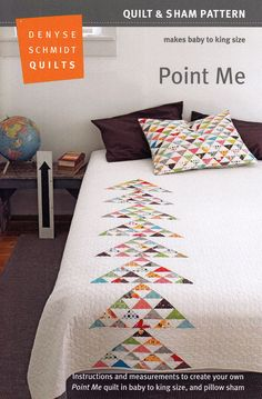 Denyse Schmidt Quilts Point Me - Click Image to Close