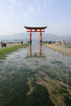 Miyajima Shrine , Hiroshima , Japan!!!| Flickr - Photo Sharing!