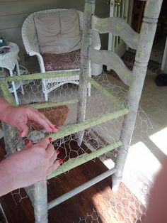 Planter Chairs for the Garden – Guest Post | The Redneck Rosarian