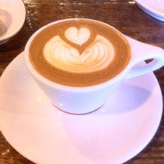 Cappuccino late  Intelligentsia