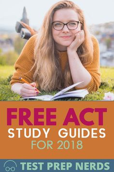 4 Free ACT Study Guides to Use in Your ACT Prep [updated Source by testprepnerds Act Study Guide, Study Tips, Study Guides, Leadership Activities, Physical Education Games, Group Activities, Elementary School Counseling, School Counselor, Elementary Education