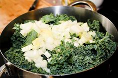 German green kale recipe