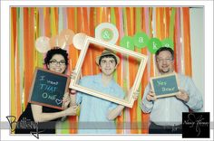And this was my #photobooth idea.  Works since it was a fundraiser for #artspace_nc where donated #art was being sold to benefit the youth summer scholarship program.