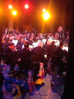 La orquesta filarmonica de Jalisco