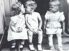 First kiss first jealousy...
