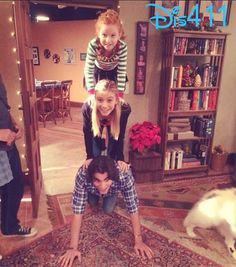Photos: G Hannelius, Blake Michael