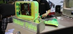 Nvidia joins hordes of hobbyists at Maker Faire #nvidia #makerfaire