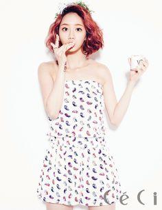 Girl's Day's Hyeri // CeCi Korea // August 2013