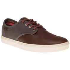 b27c593a4 Vans Ludlow trainers in brown/turtle dove at Soletrader Outlet with off RRP.