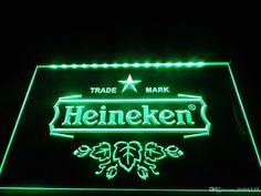 LE015b- Heineken Logo Beer Bar Neon Light Sign LED Strips   Buy Wholesale On Line Direct from China