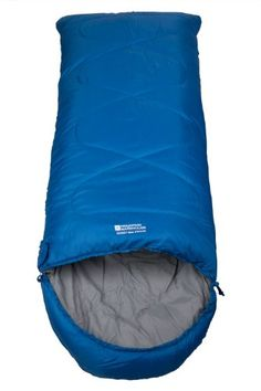 Mountain Warehouse Summit Kids Square Sleeping Bag 2/3 Season Reviews - OMJ Outdoors