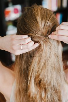 3 gorgeous holiday hairstyles you can actually do