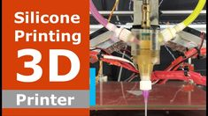 3D Printing of Silicone Elastomer Soft Robots