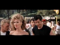 Grease- You're the one that I want [HQ+lyrics]❤️